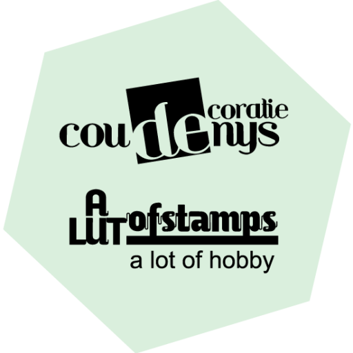 Decoratie Coudenys – A Lut of Stamps